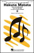 Cover icon of Hakuna Matata (from Disney's The Lion King) (arr. Roger Emerson) sheet music for choir (2-Part) by Elton John, Roger Emerson and Tim Rice, intermediate duet