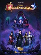 Cover icon of Night Falls (from Disney's Descendants 3) sheet music for voice, piano or guitar by Descendants 3 Cast, Adam Schmalholz, Antonina Armato, Thomas Sturges and Tim James, intermediate skill level