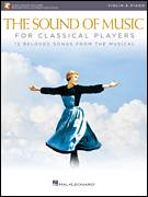 Cover icon of My Favorite Things (from The Sound of Music) sheet music for violin and piano by Richard Rodgers, Oscar II Hammerstein and Rodgers & Hammerstein, intermediate skill level