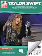 Cover icon of Teardrops On My Guitar, (beginner) sheet music for piano solo by Taylor Swift and Liz Rose, beginner skill level