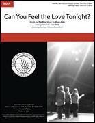 Cover icon of Can You Feel The Love Tonight? (from The Lion King) (arr. June Dale) sheet music for choir (SSA: soprano, alto) by Elton John, June Dale and Tim Rice, intermediate skill level