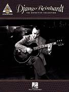 Cover icon of Belleville sheet music for guitar (tablature) by Django Reinhardt, intermediate skill level