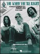 Cover icon of You Know You're Right sheet music for guitar (tablature) by Nirvana and Kurt Cobain, intermediate skill level