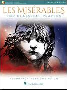 Cover icon of On My Own (from Les Miserables) sheet music for trumpet and piano by Alain Boublil, Boublil and Schonberg, Claude-Michel Schonberg, Claude-Michel Schonberg, Herbert Kretzmer, Jean-Marc Natel, John Caird and Trevor Nunn, intermediate skill level