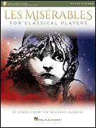 Cover icon of I Dreamed A Dream (from Les Miserables) sheet music for flute and piano by Alain Boublil, Boublil and Schonberg, Claude-Michel Schonberg, Herbert Kretzmer and Jean-Marc Natel, intermediate skill level