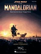 Cover icon of The Ponds Of Sorgan (from Star Wars: The Mandalorian) sheet music for piano solo by Ludwig Goransson, intermediate skill level