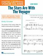 Cover icon of The Stars Are With The Voyager (Medium Low Voice) (includes Audio) sheet music for voice and piano (Medium Low Voice) by Emily Crocker and Thomas Hood (1799-1845), intermediate skill level