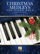 Cover icon of A Holly Jolly Christmas/Jingle Bell Rock/All I Want For Christmas Is You sheet music for piano solo by Johnny Marks, Jason Lyle Black, Jim Boothe, Joe Beal, Mariah Carey and Walter Afanasieff, intermediate skill level