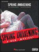 Cover icon of The Bitch Of Living sheet music for voice, piano or guitar by Duncan Sheik, Spring Awakening (Musical) and Steven Sater, intermediate skill level