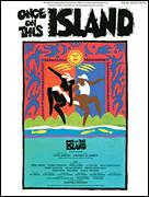 Cover icon of Rain (from Once on This Island) sheet music for voice and piano by Stephen Flaherty, The Cult, Ian Astbury, Lynn Ahrens, Stephen Flaherty and Lynn Ahrens and William Duffy, intermediate skill level