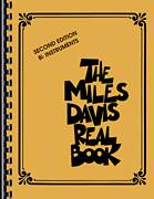 Cover icon of Agitation sheet music for voice and other instruments (real book) by Miles Davis, intermediate skill level