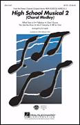 Cover icon of High School Musical 2 (Choral Medley) sheet music for choir (2-Part) by Matthew Gerrard, Robbie Nevil, Ed Lojeski and High School Musical 2, intermediate duet
