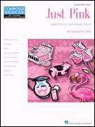 Cover icon of Pink Polka Dots sheet music for piano solo (elementary) by Jennifer Linn and Miscellaneous, beginner piano (elementary)