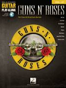 Cover icon of Nightrain sheet music for guitar (tablature, play-along) by Guns N' Roses, Axl Rose, Duff McKagan, Slash and Steven Adler, intermediate skill level