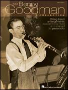 Cover icon of Blue Skies sheet music for piano solo by Benny Goodman and Irving Berlin, intermediate skill level