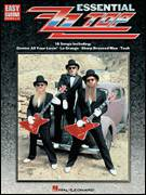 Cover icon of Legs sheet music for guitar solo (easy tablature) by ZZ Top, Billy Gibbons, Dusty Hill and Frank Beard, easy guitar (easy tablature)