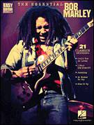 Cover icon of Iron Lion Zion sheet music for guitar solo (easy tablature) by Bob Marley, easy guitar (easy tablature)
