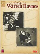Cover icon of Blind Man In The Dark sheet music for guitar (tablature) by Warren Haynes, intermediate skill level