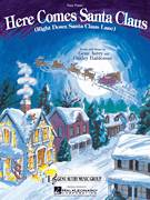 Cover icon of Here Comes Santa Claus (Right Down Santa Claus Lane), (easy) sheet music for piano solo by Gene Autry and Oakley Haldeman, easy skill level