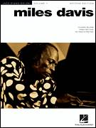 Cover icon of Milestones sheet music for piano solo by Miles Davis, intermediate skill level