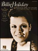 Cover icon of All Of Me sheet music for voice and piano by Billie Holiday, Frank Sinatra, Louis Armstrong, Willie Nelson, Gerald Marks and Seymour Simons, intermediate skill level