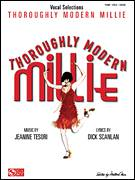 Cover icon of Only In New York sheet music for voice, piano or guitar by Dick Scanlan, Thoroughly Modern Millie and Jeanine Tesori, intermediate skill level