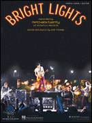 Cover icon of Bright Lights sheet music for voice, piano or guitar by Matchbox Twenty, Matchbox 20 and Rob Thomas, intermediate skill level