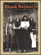 Cover icon of Death Mask sheet music for guitar solo (easy tablature) by Black Sabbath, Frank Iommi, John Osbourne and William Ward, easy guitar (easy tablature)