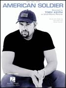 Cover icon of American Soldier sheet music for voice, piano or guitar by Toby Keith and Chuck Cannon, intermediate skill level