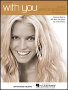 Cover icon of With You sheet music for voice, piano or guitar by Jessica Simpson, Andy Marvel and Billy Mann, intermediate skill level
