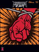 Cover icon of St. Anger sheet music for guitar solo (easy tablature) by Metallica, James Hetfield, Kirk Hammett and Lars Ulrich, easy guitar (easy tablature)