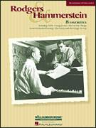 Cover icon of Younger Than Springtime sheet music for piano solo (big note book) by Rodgers & Hammerstein, South Pacific (Musical), Oscar II Hammerstein and Richard Rodgers, easy piano (big note book)