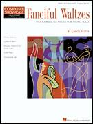 Cover icon of Petite Waltz sheet music for piano solo (elementary) by Carol Klose and Miscellaneous, beginner piano (elementary)