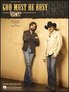 Cover icon of God Must Be Busy sheet music for voice, piano or guitar by Brooks & Dunn, Clint Daniels and Michael Heeney, intermediate skill level