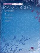 Cover icon of Beautiful Savior (All My Days) sheet music for piano solo by Stuart Townend and Tim Hughes, intermediate skill level