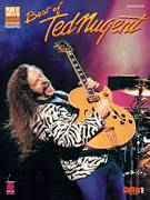 Cover icon of Motor City Madhouse sheet music for guitar (tablature) by Ted Nugent, intermediate skill level