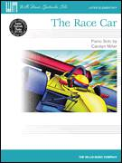 Cover icon of The Race Car sheet music for piano solo (elementary) by Carolyn Miller, beginner piano (elementary)