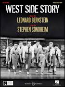 Cover icon of Something's Coming (from West Side Story) sheet music for voice, piano or guitar by Leonard Bernstein, West Side Story (Musical) and Stephen Sondheim, intermediate skill level