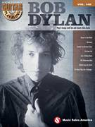 Cover icon of Blowin' In The Wind sheet music for guitar (tablature) by Bob Dylan and Peter, Paul & Mary, intermediate skill level