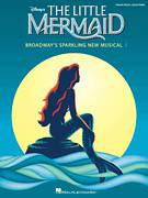 Cover icon of The World Above sheet music for voice, piano or guitar by Alan Menken, The Little Mermaid (Musical), Glenn Slater and Howard Ashman, intermediate skill level