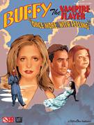 Cover icon of End Credits (Broom Dance/Grr Arrgh) sheet music for voice, piano or guitar by Joss Whedon and Buffy The Vampire Slayer (TV Series), intermediate skill level