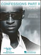 Cover icon of Confessions Part II sheet music for voice, piano or guitar by Gary Usher, Miscellaneous, Bryan Michael Cox, Jermaine Dupri and Usher Raymond, intermediate skill level