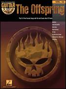 Cover icon of Gotta Get Away sheet music for guitar (tablature, play-along) by The Offspring and Dexter Holland, intermediate skill level