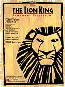 Cover icon of The Morning Report (from The Lion King: Broadway Musical) sheet music for piano solo by Elton John, The Lion King (Musical) and Tim Rice, easy skill level