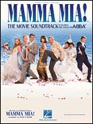 Cover icon of Slipping Through My Fingers sheet music for voice, piano or guitar by ABBA, Mamma Mia! (Movie), Benny Andersson, Bjorn Ulvaeus and Miscellaneous, intermediate skill level