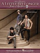 Cover icon of A Little Bit Longer sheet music for voice, piano or guitar by Jonas Brothers and Nicholas Jonas, intermediate skill level