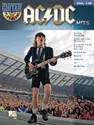 Cover icon of Let There Be Rock sheet music for guitar (chords) by AC/DC, Angus Young, Bon Scott and Malcolm Young, intermediate skill level