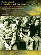 Cover icon of Born On The Bayou sheet music for guitar solo (easy tablature) by Creedence Clearwater Revival and John Fogerty, easy guitar (easy tablature)