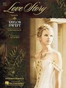 Cover icon of Love Story sheet music for voice, piano or guitar by Taylor Swift, intermediate skill level
