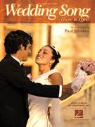 Cover icon of Wedding Song (There Is Love) sheet music for voice, piano or guitar by Peter, Paul & Mary, Captain & Tennille, Petula Clark and Paul Stookey, wedding score, intermediate skill level